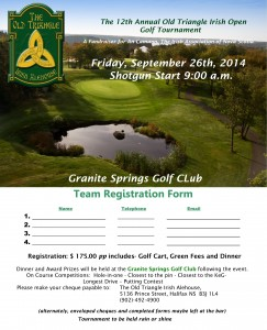 Golf Tournament Registration 2014 copy